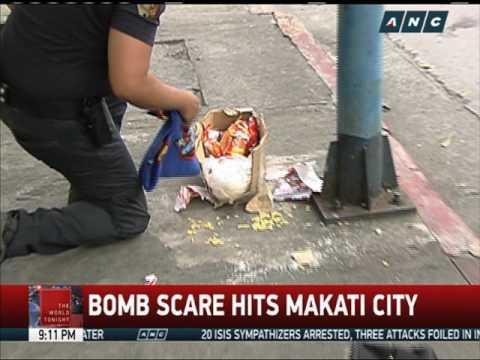 The World Tonight: Bomb scares hit Makati City, Manila