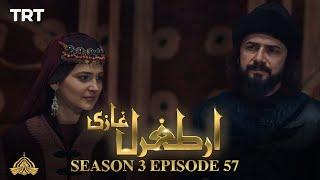 Ertugrul Ghazi Urdu  Episode 57 Season 3