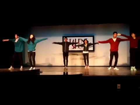 York Mills C.I. Talent Show2012-13 HD