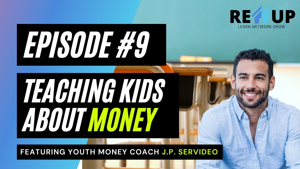 COLA REI - EPISODE 9: Teaching Kids About Money with J.P. Servideo