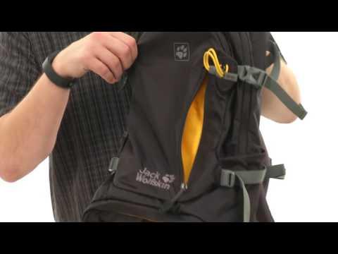 db67f3638a Jack Wolfskin ACS Hike 24 Pack SKU:8570074 - YouTube