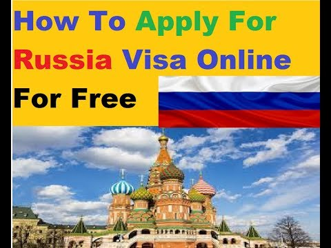 Russia Immigration : How To Get Visa