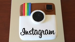 HOW TO MAKE AN INSTAGRAM CAKE! Thumbnail