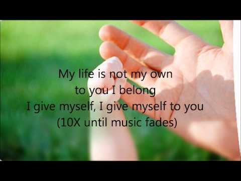 I belong to you with lyrics - William McDowell (live)