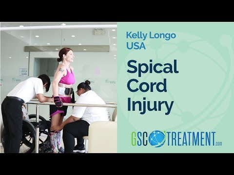 American T12 Complete Spinal Cord Injury Patient Kelly is Back on Her Feet After LamiSpine Surgery
