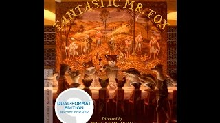 Criterion Collection Blu-ray review - Fantastic Mr. Fox