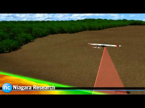 LiDAR equipped UAV mapping terrain topography for digital soil mapping