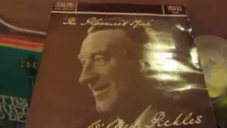 Baixar Wilfred Pickles - Rare Vinyl LP - THE PLEASURE'S MINE - Poetry Recital