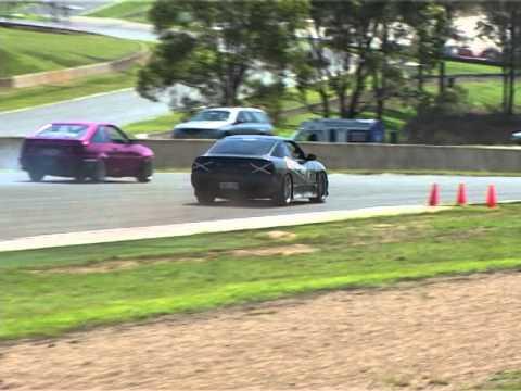 Initial Drift Australia Nsw Drift Championship At Eastern Creek