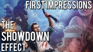 First Impressions - The Showdown Effect / Gameplay [PC/STEAM]