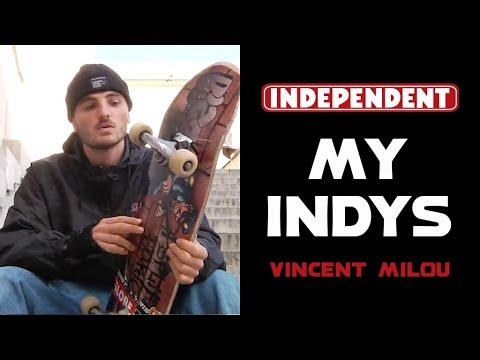 Vincent Milou Talks 144 Titaniums | MY INDYS