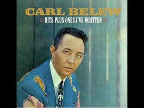 Carl Belew Singing  'Hello Out There.'