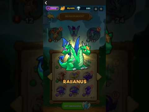 Everwing Guide-  How to evolve dragon, evolving multiple dragons