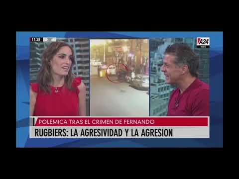 Entrevista De A24 A Lic. Fernando Saccone