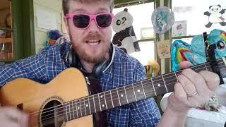 judah - the lion - quarter-life crisis // easy guitar tutorial beginner