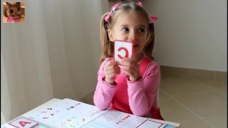 "Impariamo l'alfabeto Italiano. Lettera ""C"". Учим Итальянский алфавит. Буква ""C""."