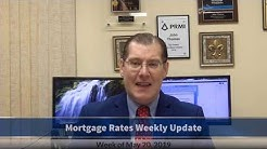 Mortgage Rates Weekly Video Update [May 20 2019]