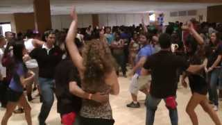 Gator Salsa Club Flash Mob Dance