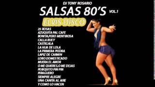 SALSAS DE ELVIS DISCO VOL 1