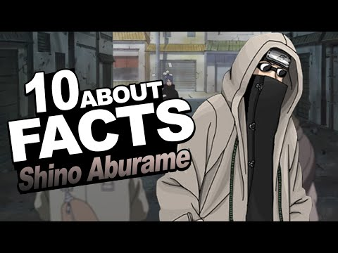 10 Facts About Shino Aburame You Should Know!!! w/ ShinoBeenTrill & Stahtz