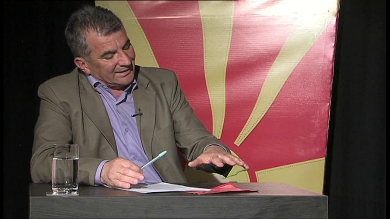 Избори 2019 емисија 09.04.2019 - Стевче Стевоски