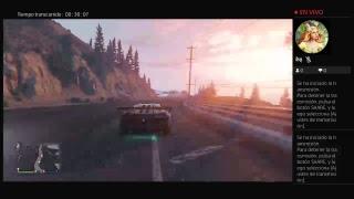 Transmisión de PS4 en vivo  Caravana Auto Zentorno Crew LEDM parte 2