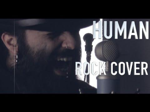 Rag'n'Bone Man - Human (ROCK Cover By IBRIDI)