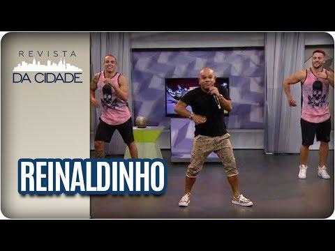 Musical: Reinaldinho - Revista da Cidade (22/06/2017)