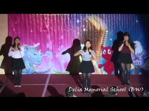 13-14 Singing Contest-Senior (Delia Broadway)