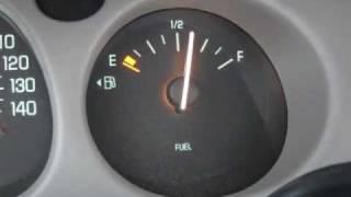 buick lesabre fuel gauge problem
