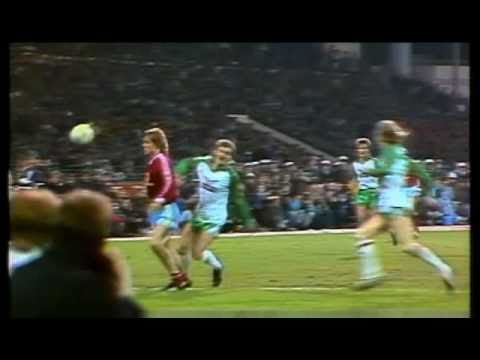 Michael Kutzop - Elfmeter Werder gegen Bayern 1986