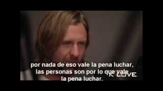 Love alone is worth the fight- Detrás de la canción- entrevista subtitulada Switchfoot.