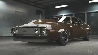 Forza 6 - TAG TIME 800+ HP in A Class? (AMC Javelin)