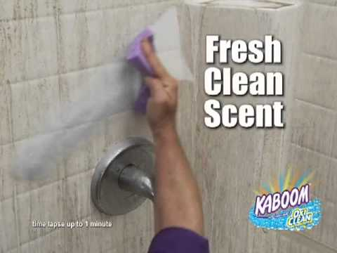 Oxi Clean Kaboom Tv Commercial With Oxi Clean Kaboom Tag And With Kaboom  Bowl Blaster Tag