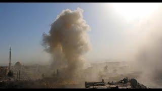أخبار عربية | المرصد: قوات #الأسد تخرق هدنة #الغوطة بـ 4 صورايخ