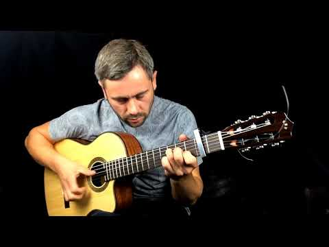 Careless Whisper - Fingerstyle Percussion