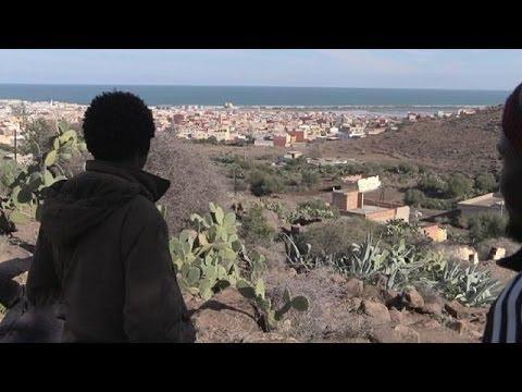 Melilla-Maroc, une frontière qui broie les hommes - reporter