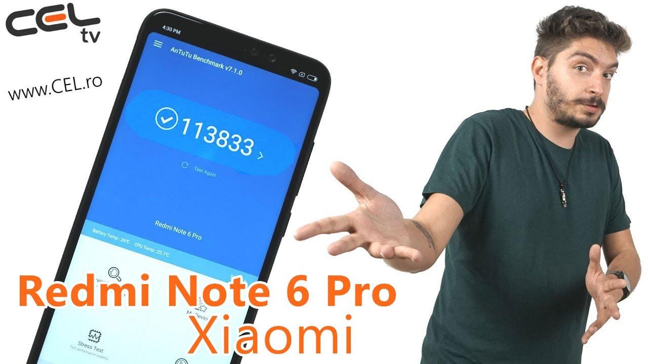 Xiaomi Redmi Note 6 Pro | Familia Note primeste un nou membru | Unboxing & Review