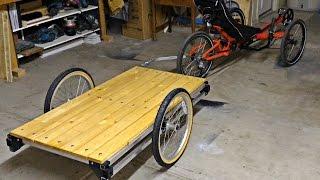 WIKE DIY Cargo Trailer Kit