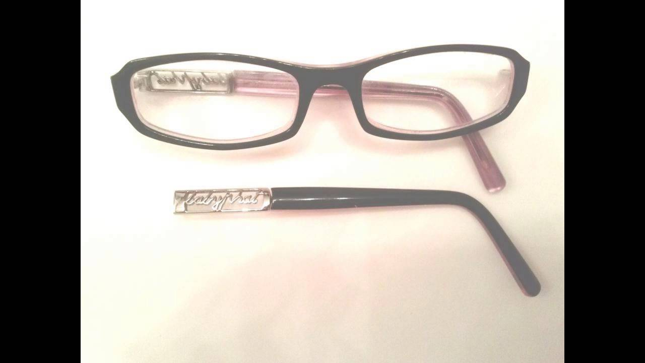 Learn how i fixed my glasses using a piece of plastic from a price ...
