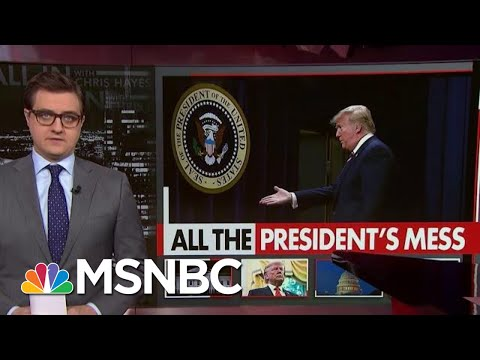 Chris Hayes: This Is A Worst-Case Scenario | All In | MSNBC