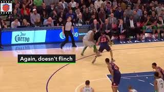 Knicks Film School: Interesting things vs Boston