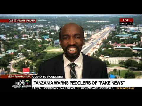 CORONAVIRUS | Tanzania to crackdown on fake news peddlers
