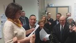 Denain. Réélue, Anne-Lise Dufour communique les résultats officiels