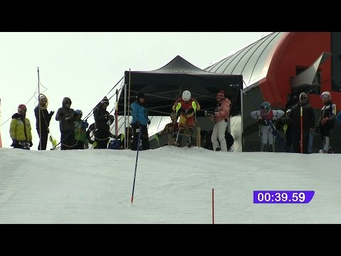 Skiing - Nor-Am Men's Slalom February 18 Calgary