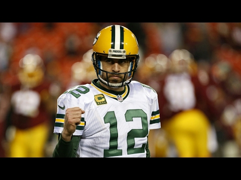 """Aaron Rodgers 