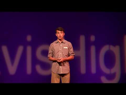 First impressions | Walker Steck | TEDxLakeTravisHigh