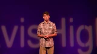 First impressions | Walker Steck | TEDxLakeTravisHigh
