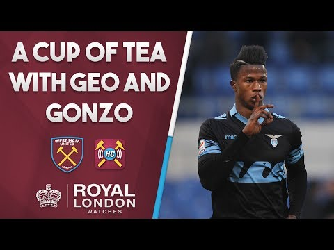 Cup of tea with Geo & Gonzo | Hernandez & Arnautovic to sign soon