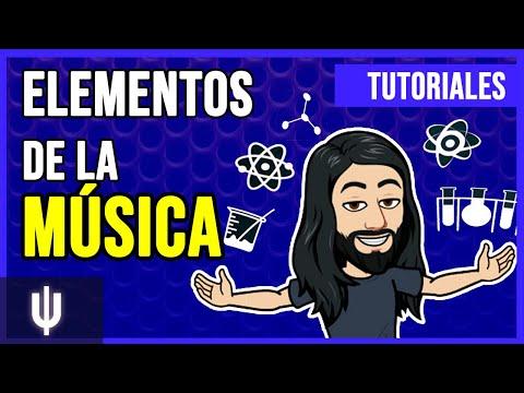 Elementos De La Música | TEORÍA DE LA MÚSICA